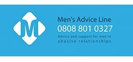 The Men's Advice Line provides support for men experiencing domestic violence or abuse.