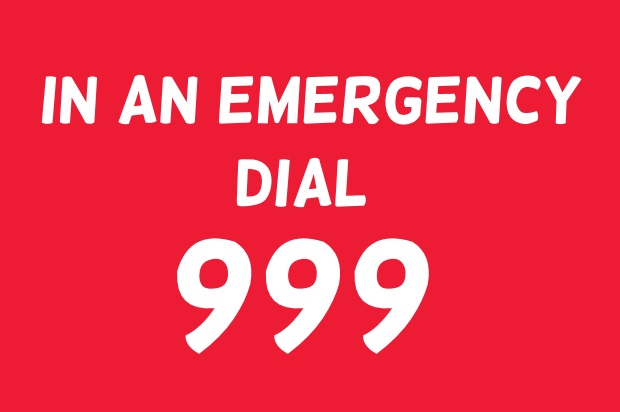 If you are at serious risk of harm or immediate danger to life, call 999.